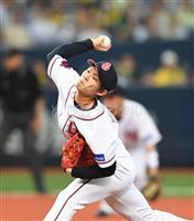 【プロ野球】オリックス2年目ドラ1山岡が快投