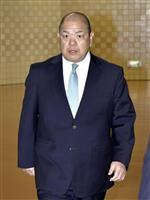 【大相撲】八角理事長の続投決定 相撲協会、任期は2年 親方の理事10人選任