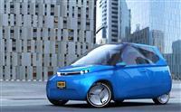 土に還る「本当にエコ」な電気自動車、オランダの大学生が考案