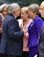 【英EU離脱】英離脱まで1年 将来関係見通せず