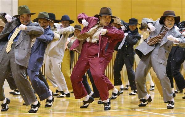 【動画】あの「バブリーダンス」の登美丘優勝…高校ダンス部選手権新人戦・西日本大会ビッグ…