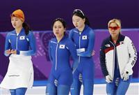 【スポーツ異聞】政府が調査することか!? 収束しない韓国「団体追い抜き」問題のその後