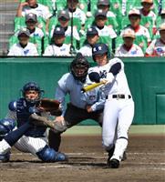 【センバツ】バントせず逆転サヨナラ弾 日本航空石川・原田、狙った初球打ち