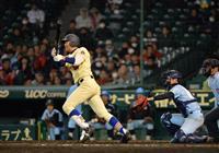 【センバツ】星稜が23年ぶりのベスト8 2年生投手・奥川の決勝打で延長戦制す