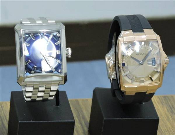 e8794a207 スゴテク企業】秋田・羽後町の切削工具メーカーが高級腕時計を自社製造 ...