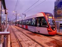 【江藤詩文の世界鉄道旅】トルコ・イスタンブールの交通(4)夕暮れの紫に染まり 街並みに…