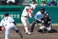 【センバツ】「野球の神様が打たせてくれた」智弁和歌山の黒川、乱打の延長戦でサヨナラ打