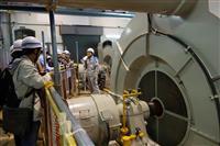 地域経済支え110年 佐賀・広滝発電所を初公開 難工事、先人の思い伝える