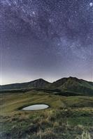 【日本再発見 たびを楽しむ】広大な草原、満天の星を満喫~ナイトトレッキング(熊本県南阿…