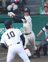 【高校野球】大阪桐蔭がサヨナラ勝ち 三重に延長十二回、3-2 選抜第11日第2試合