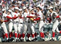 【センバツ】智弁和歌山18年ぶり決勝進出 ヒーロー冨田、後輩のひと言で奮起 名将高嶋監…
