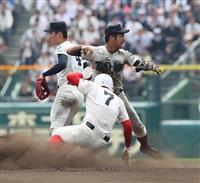 【センバツ決勝 速報(6)】6回終え依然2-2、大阪桐蔭・根尾、智弁和歌山・池田、互い…