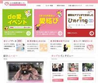 「ID婚活」行政が人工知能とビッグデータで縁結び、結婚900組成立 愛媛県