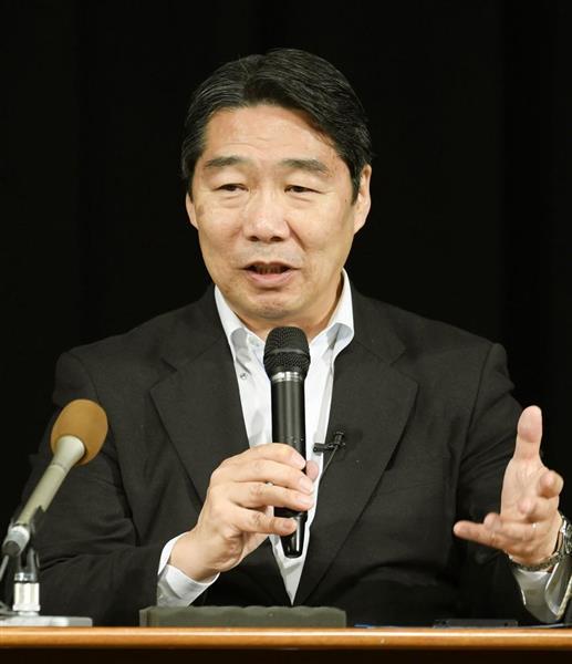 「教育守る義務放棄」前川喜平氏、文科省批判 授業内容報告 ...
