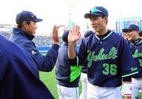【プロ野球通信】ヤクルトのプロ3年目・広岡大志は「ブンブン丸」2世になれるのか