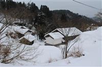 【関西の議論】住民が消えた村、兵庫・新温泉町の無人集落…過疎化を象徴、時が止まった地区