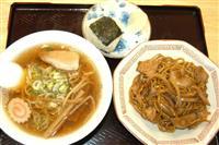 【ろっけんグルメ】大十食堂(青森県平川市) 最強の炭水化物セット