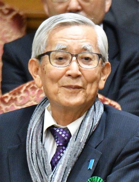 加戸守行前愛媛県知事