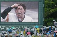 """【熊本地震2年】コロッケさん復興へ""""アイ~ン"""" プロ野球中止でものまねショー"""