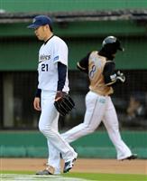 【プロ野球】オリックス西、開幕3連敗 オ1-日2