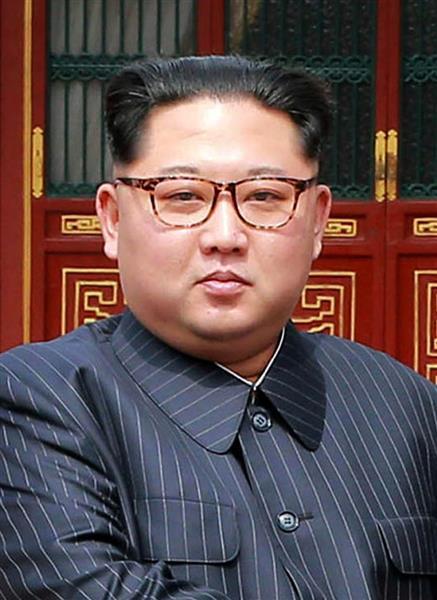 北朝鮮情勢】金正恩氏、中国高官...