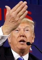 トランプ大統領=5日、ウエストバージニア州(ロイター)