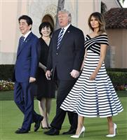 【日米首脳会談】米朝首脳会談で拉致問題テーマに トランプ氏「ベストを尽くす」