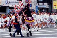 九州の祭り、熊本に集結 2019ラグビーW杯に合わせPR