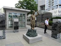【ソウルから 倭人の眼】市民団体が息巻く釜山「徴用工像」設置 訪日前に決断求められる文…