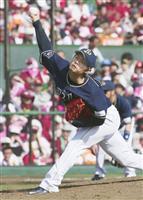 【プロ野球】オリックス山岡、7回無失点で2勝目 楽0-オ8