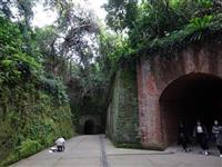 【日本再発見 たびを楽しむ】かつての要塞でタイムスリップ気分~猿島(神奈川県横須賀市)