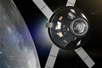 3Dプリンターでつくられた宇宙船で、人類は再び月を目指す