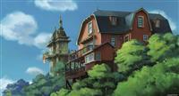 愛知のジブリパーク4年後開業 作品の世界再現 メインゲートに「ハウルの動く城」風エレベ…