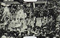 【クリップボード】貴重なフィルム「映画にみる明治の日本」 国立映画アーカイブで開催