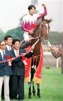 【競馬】スペシャルウィークが死ぬ 武豊騎手が騎乗のダービー馬
