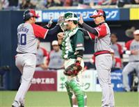 【プロ野球】オリ大城、勝ち越しの1号ソロ「思い切りいった」