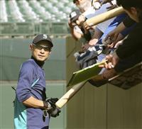 【MLB】イチローのライバルが昇格 マリナーズは外野手5人制に 2投手がDL入り