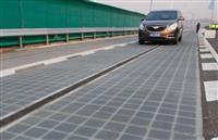 中国に出現した「ソーラーパネル内蔵」の道路、そのテスト運用から見えてきたこと