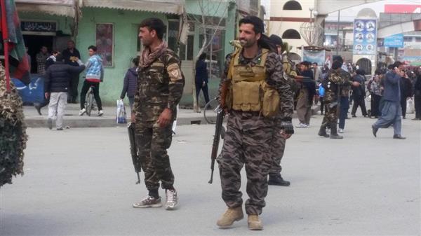 アフガン国軍・治安部隊要員が1...