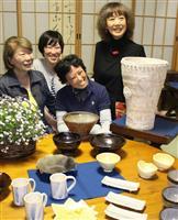 記憶なくなっても作品は残る-JR福知山線脱線事故、後遺症と闘う女性が西宮で2回目の陶芸…