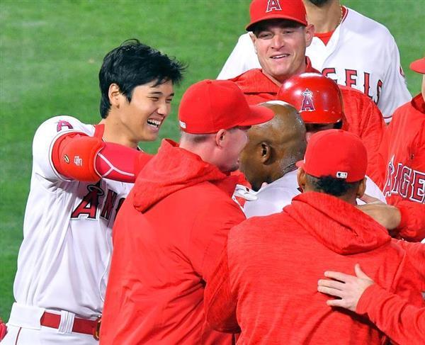 【MLB】大谷翔平が月間最優秀新人 日本選手では2012年のダルビッシュ有以来 - 産経ニュース