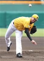 【プロ野球】阪神4-DeNA2/阪神メッセ、早くも5勝目 「我慢強くゼロ並べた」