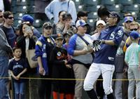 【MLB】「大谷の欠点見つけづらい」 ベンチ裏で見届けたイチロー