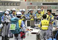 玄海3、4号機の同時事故を想定 九電、再稼働前に訓練
