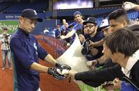 【MLB】コーチ役でベンチ入りするイチロー「全然違いますよ」