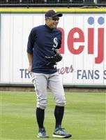 【MLB】コーチ・イチローの実現持ち越し 悪天候で中止、翌日のダブルヘッダーへ