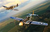 【いまも飛ぶ大戦機】究極の航空レシプロエンジン対決、空冷星型vs液冷V型