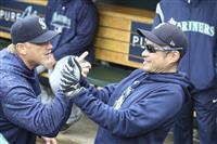 【MLB】イチローがコーチでベンチ 1日限定、首脳陣枠に空き