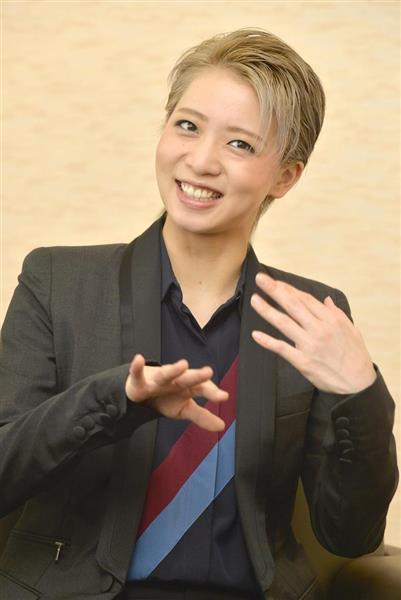 華麗なる宝塚】礼真琴、関西弁に引きずられながらも\u2026「江戸っ子