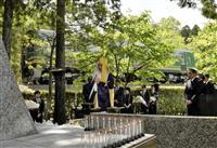 信楽鉄道事故27年で法要 犠牲者42人を追悼 「反省を刻み続ける」